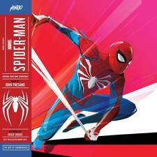 Marvel's Spider-Man - Original Video Game Soundtrack 2XLP - Black Vinyl NEW