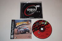 Rally Cross 2 Playstation PS1 Video Game Complete
