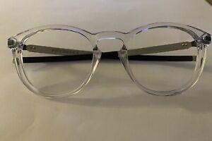 Oakley Pitchman R OX8105-0450 50/19 Clear Eyeglass Frame