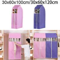 1 Pc Dustproof Clothes Hanging Garment Suit Coat Cover Protector Storage Bag