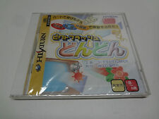 Picture Flash Dondon Sega Hi-Saturn Hitachi Japan NEW
