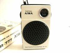 AIWA AR-777 TRANSISTOR RADIO