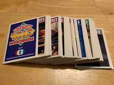 Dr Who Trading 1994 Cards Complete 110 Set Cornerstone Communications