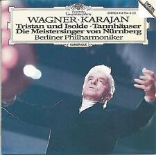 Wagner ~ Vorspiele und Orchestermusik ~ Karajan