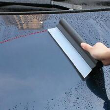 Silicon Window Cleaning Wiper Scraper Non Scratch Blade Squeegee Car Clean WA