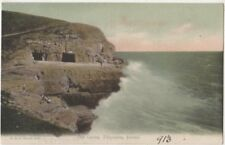 The Caves, Tillywhim, Dorset, F.G.O. Stuart 913 Postcard B807