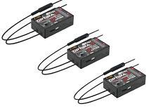 Hitec 29433 Optima 9 - 9CH 2.4GHz RX 3-Pack Receiver
