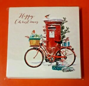 PEACE HOSPICE CARE CHRISTMAS CARDS 2021 ~ CHRISTMAS POST ~10 PACK