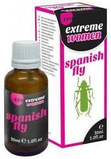 Spanish Fly Extreme Women Aphrodisiac 30 ml Free P&P CE Marked UK Stock DISCREET