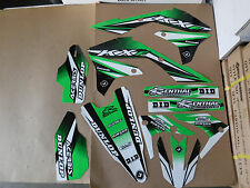 FLU  DESIGNS PTS3 TEAM  KAWASAKI GRAPHICS  KX450F KXF450  2016 2017