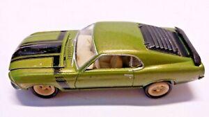 Johnny Lightning Mustang II R4 1970 Ford Mustang White Lightning