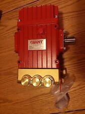Car wash Giant P318a wash prep pump NIB! No Reserve   Pressure pump cat #P318a