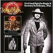 JERRY JEFF WALKER ITS A GOOD NIGHT FOR SINGIN CONTRARY TO ORDINARY CD +8 BONUSES
