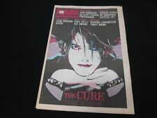 Ram Magazine October 26 1984 - The Cure - Excellent Condition - RARE!!!!