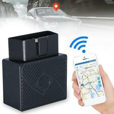 Real Time Mini Vehicle GPS GSM SIM GPRS Tracker Car OBD2 Tracking Locator Device