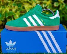 BNWB & Orig Adidas Originals ® 350 Trainer Retrò Verde Sneaker UK 10