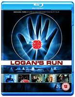 Logan's Run [Blu-ray] [2018] [1976] [DVD][Region 2]
