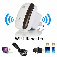 300Mbps 2.4GHz Router Wifi WLAN LAN 802.11n Wireless Repeater Verstärker Signal