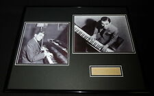 Irving Berlin Signed Framed 16x20 Photo Set