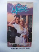 Splash,   Tom Hanks, Daryl Hannah, John Candy   VHS Movie