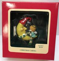 Enesco Hello Moon 102338-1 1990 Carlton Card Heirloom Christmas Caring