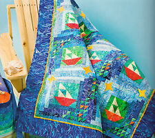 Eye-Catching Quilts 16 Designs from Quiltmaker Magazine Quilting Pattern Book