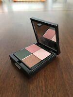 Trish Mcevoy Medium Refillable Double-Decker Compact w 4pcs Full Size Eyeshadow