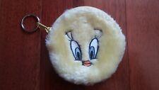 Tweety Bird Coin Purse Keychain