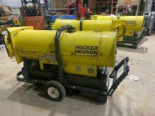 2014 Wacker Neuson HI400D D Diesel Fired Jobsite Heater