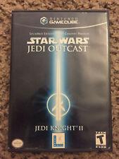 Star Wars: Jedi Knight II -- Jedi Outcast (Nintendo GameCube, 2002)