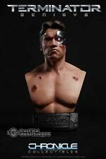 Terminator Genisys Battle Damaged T-800 1/2 Bust 35cm CHRONICLE