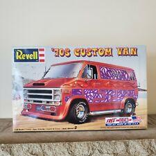 Revell 70's Custom Chevy Van Model Kit Mint Factory Sealed