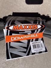 Maxxis Minion DHF 26 X 2.70 Downhill Mountain Bike Tire - New