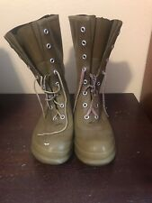 Vintage Converse Shoes Insulated Women's Water Boots Size 9 Retro- Hipster Army