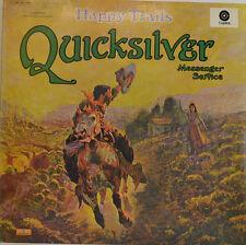 "QUICKSILVER MESSENGER SERVICE - HAPPY TRAILS 12"" LP(W 924)"