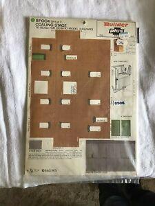 Oogauge Model Railway Card Kit Coaling Stage Bpoo4