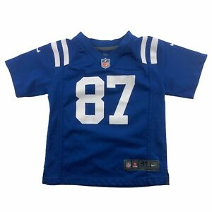 Reggie Wayne #87 Indianapolis Colts Nike NFL Football Jersey Infant 4T Toddler