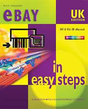 Very Good, eBay in Easy Steps: UK Edition (In Easy Steps Series), Vandome, Nick,