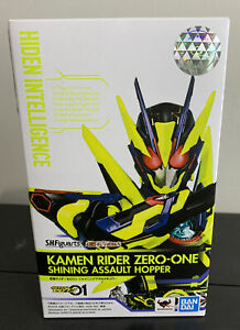 Bandai S.H.Figuarts Kamen Rider Zero One Shining Assault Hopper NEW