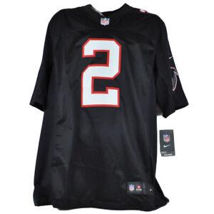 Matt Ryan Atlanta Falcons NFL #2 Signed Autographed Nike Black Jersey Large