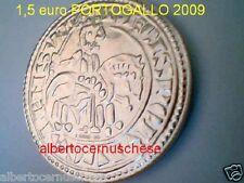 1,5 euro 2009 Portogallo Morabitino Portugal Португалия 葡萄牙 ポルトガル