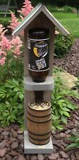 Drinkers Delight Bird Feeder / Great for Beer Lovin' Wine Sippin' Bird Watchers