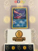 Dark Golduck 37/82 1st Edition NM/M MINT Team Rocket Non-Holo Pokemon Card