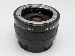 Tamron-F 2x Pz-AF BBAR MC7 Teleconverter for Pentax KAF Lenses / DSLR Cameras