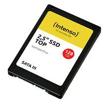Intenso Top 128GB Festplatte Sata Interne Solid State Drive SSD 128 GB