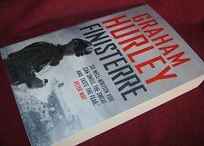 FINISTERRE ~ Graham Hurley. Tense Absorbing Faultlessly plotted!  sc    in MELB!