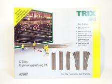 Trix H0 62902, C-Gleis-Ergänzungspackung C2, neu, OVP