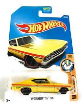 HOT WHEELS '69 CHEVELLE SS 396 MUSCLE MANIA 263/365
