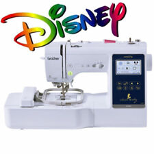Brother Innovis M280D DISNEY Sewing & Embroidery Machine 0% Credit Available