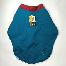 Ruffwear Stumptown Quilted Insulated Jacket Size Large Metolius Blue New